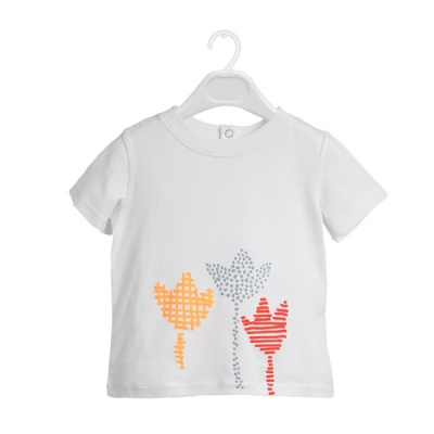 Three tulips tee