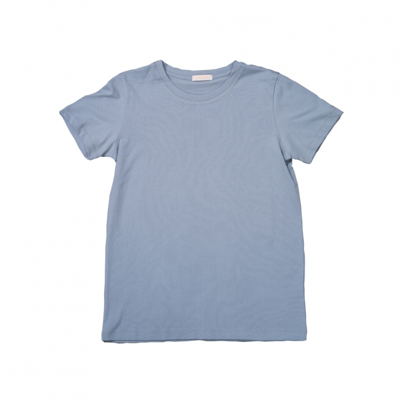 T-shirt for adult in celestial blue