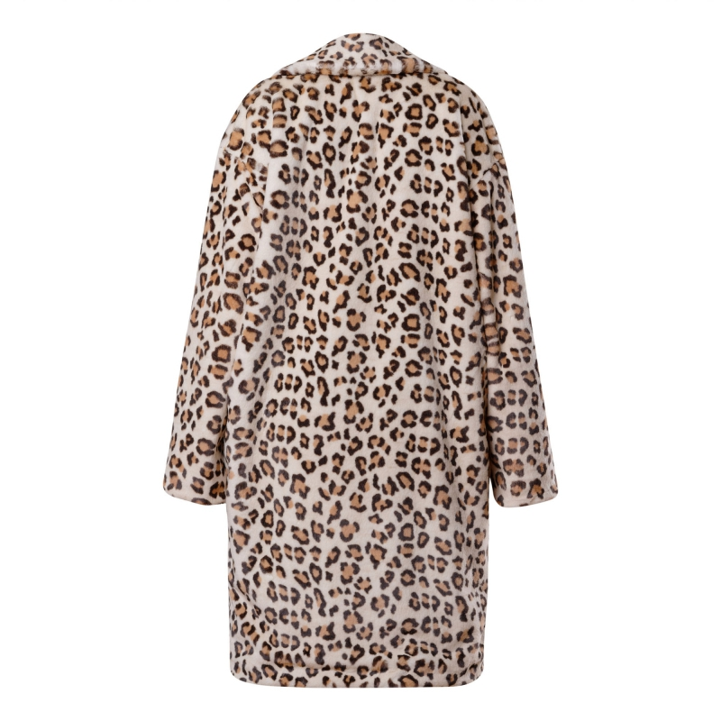 Adult Ellie fur coat