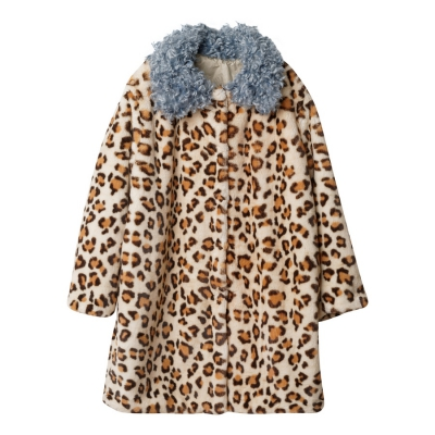 Ellie fur coat